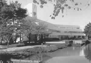 図書館情報大学(現・筑波大学春日エリア)校舎